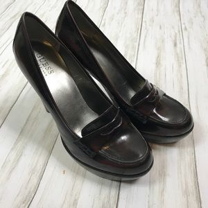 Guess by Marciano Mary Jane Heels size 9